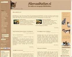 Allemaal katten.nl