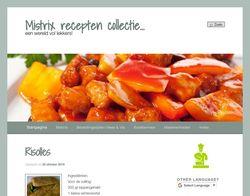 Culinair kookboek
