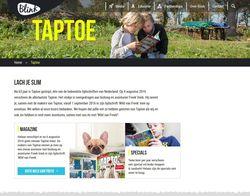 Taptoe