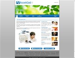 Ik zoek God