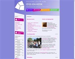 Idee en Kerk