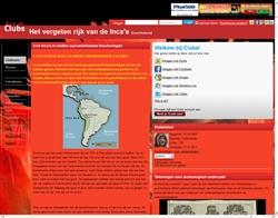 Het Rijk van de Inca's