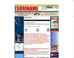 Dagblad Suriname