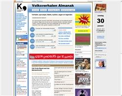 Volksverhalen Almanak