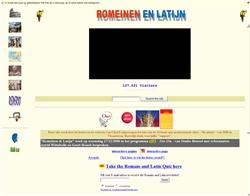 Romeinen en Latijn